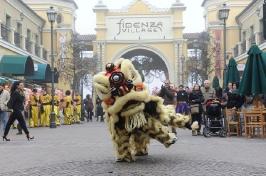 Capodanno Cinese a Fidenza e Parma 2012