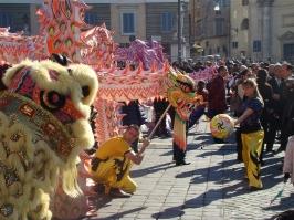 Capodanno Cinese a Roma